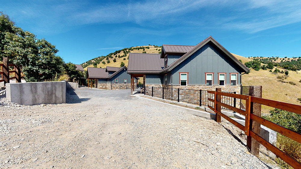 Group lodging in Southeast Idaho